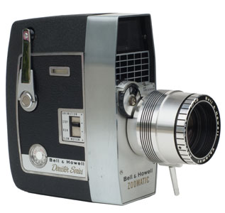 [Bell & Howell Model 414 Director Series]
