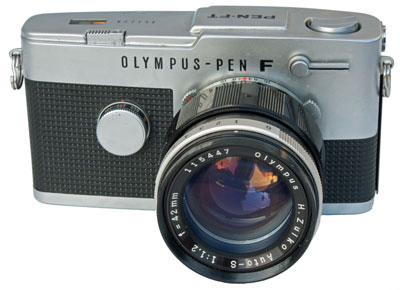 [Olympus Pen FT with 42mm f1.2 lens]
