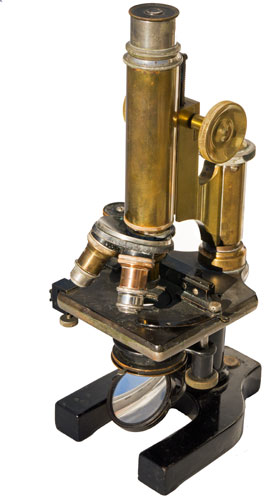 [Gundlach Manhattan Microscope]