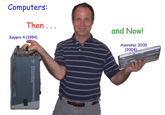 [Computers, Then and Now]