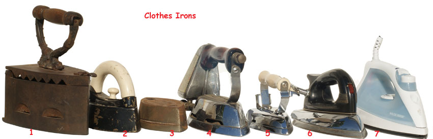 [Clothes Irons]